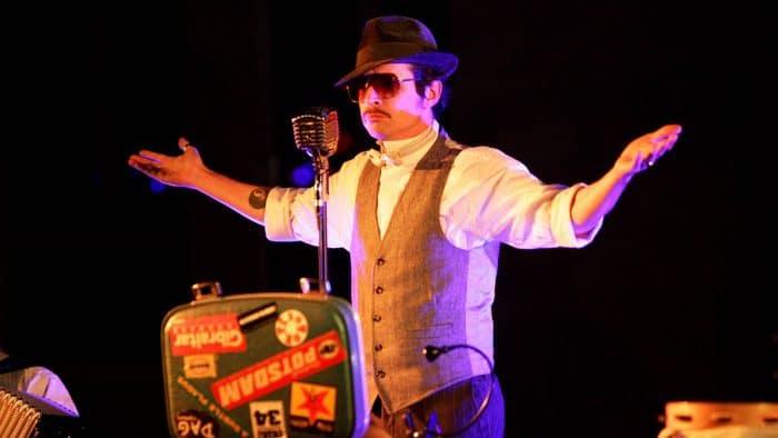 Vladimir Spoutnik's Black Kat Kabaret