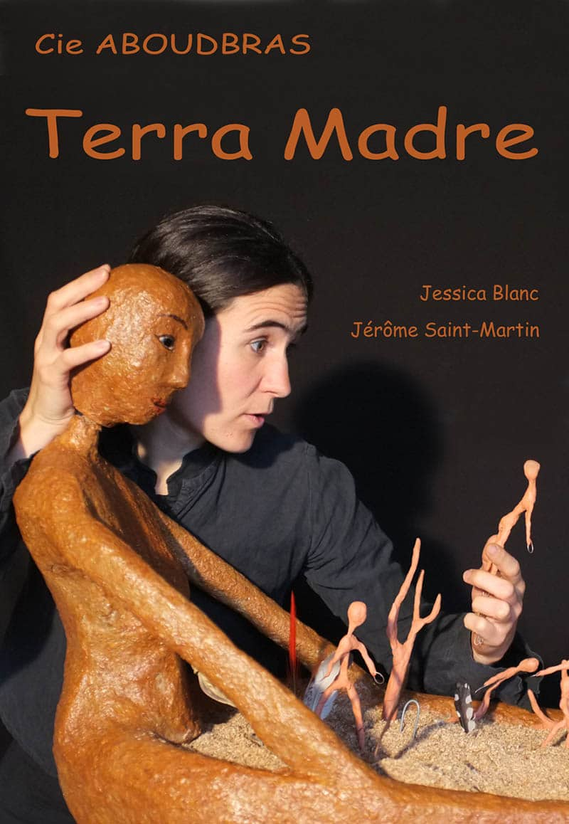 La compagnie ABOUDBRAS spectacle Terra Madre